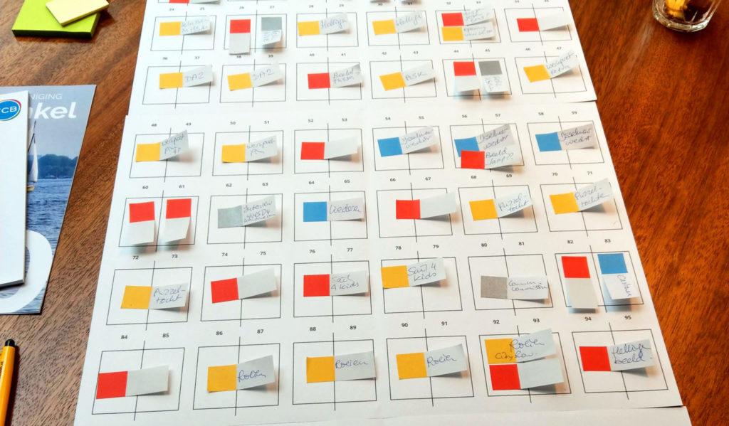 planning jublieumboek WV De Schinkel